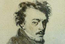 MONNIER Henry - Détails / +++ MORE DETAILS OF ARTWORKS : https://www.flickr.com/photos/144232185@N03/collections