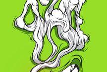 grafite de referencia