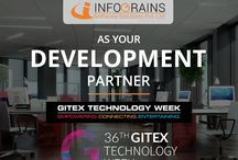 Infograins is enthusiastic to participate in the upcoming tech event GITEX