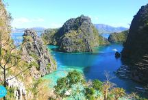 Coron, Palawan, Philliphines / For trip itinerary, budget, and tips, read more at   http://www.thetravelling3o.com/2015/04/coron-hidden-gems-of-palawan.html
