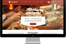 restaurants hotels webdesign