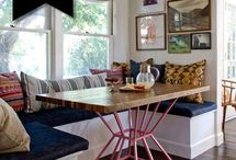 retro dining rooms
