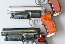 SF movie guns