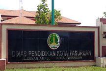 Alamat Sekolah di Kota Pasuruan