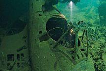 Marine wreck