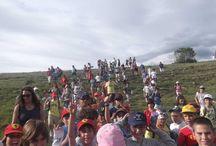 Excursiones Campamentos  de inglés GMR / Excursiones realizadas en nuestro campamento de inglés en León