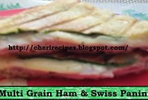Panini's / by Cheryl Croce Culver