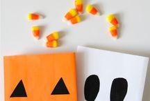 halloween / leuke ideeën en diy's voor halloween