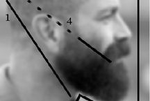 Beards, facial hair and hair in general