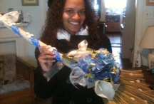 Jumping the Broom / Custom Made Jumping Broom to fit your theme! Email Saudap2@aol.com to place your order! / by Geneva Hughes