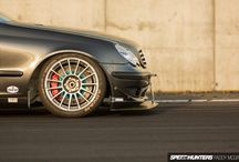 C class w203 / Want one  / by Micha van Zonsbeek