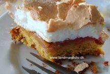 Desserter & kager