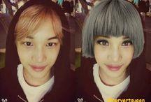 girl versions kpop