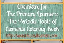 Homeschool Science-Chemistry / by Kara Jones