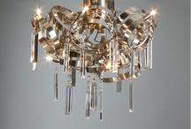 lámparas / LI - Lámpara de techo en acero