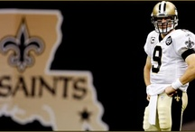 When the Saints Geaux Marching In / by MiMi McLoughlin