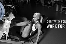 Fitness / by Tamra Leigh