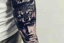 Tattoos for man