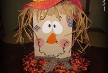 Fall Crafts / by Lisa  (LisasSoapKitchen.com) Give your skin a treat