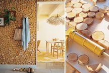 DIY Crafting with Wood / DIY crafting with white birch and basswood
