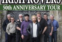 THE IRISH ROVERS / The Irish Rovers are celebrating 50 Years of Music! On this, their final World Tour, fans will enjoy a mix of their hits, rollicking Jigs and Reels, plus hilarious stories from their years on the road. http://www.thenewtontheatre.com/acts/irish-rovers.html