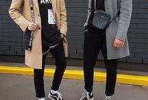 Streetwear outfits men