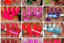SUPERSTAR NAIL LACQUER / by Style Shoppe