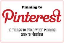 Pinterest Tutorials / by Pinterest Mastery