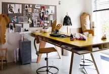 workspace ideas / studios/workspaces that inspire me / by Jonelle Maira