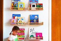 flat front bookshelves