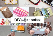 Sewing - wallets