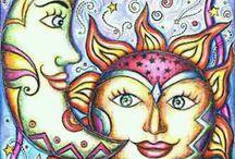 güneş ve ay