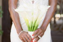 Flores para casamento / As flores são as principais escolhas para decoração de casamentos. Confira inspirações!