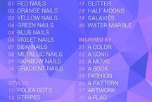 31 Day Challenge 2014 (31DC2014) / Crazy Nails ride every single day in month of September.