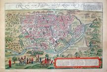 Maps of the Holyland