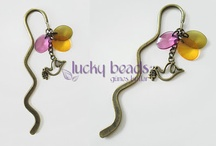 lucky beads - Bookmarks