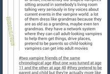 Beautiful vampire ideas