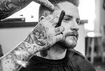 Cuts, Shaves, Blades & Fades /    Mens head & facial hair trends   