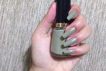 Esmaltes de uñas: Colores que tengo!