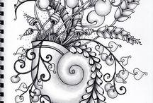 inking art