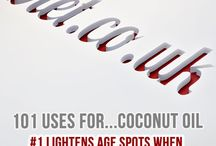 Coconut Oil 101 uses