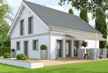 Fertigteilhäuser VARIO-HAUS Family / Ihr VARIO-Fertighaus mit Fixpreisgarantie