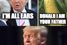 Donald star wars