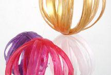 Fleurs plastiques