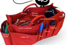 Be organized