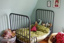 Baby's Imaginary Room at the Imaginary New House