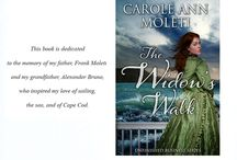The Widow's Walk / Book Two in the Unfinished Business Series of Cape Cod paranormal romances