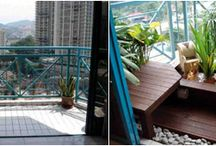 Balcony deco / by Giang Hoang-Westhafer
