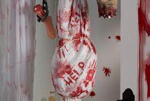 Decoração Halloween Tboom