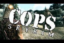 COPS: Skyrim / by Nerdist.com
